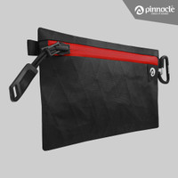 Pinnacle Fly Wallet X-Pac VX21 - Zip Red,Black,White,Dark Green