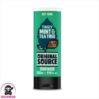 ORIGINAL SOURCE Shower Tingly Mint Tea Tree 250 ml