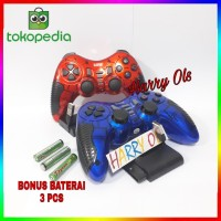 stik stick PC PS bluetooth game Gamepad USB M-Tech Turbo Wireless