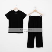 Lunaci Black Pyjamas