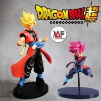 Action figure Super Dragon Ball Heroes Zeno 7th Goku Gohan father son