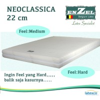 Kasur Latex Enzel Neoclassica Uk 160x200