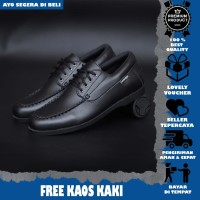 Sepatu Formal Pria Cozy Footwear Casual Nongkrong Gaya Baraya Original