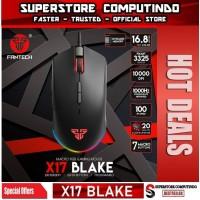 Fantech BLAKE X17 Gaming Mouse Macro