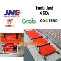 Tandu Lipat 4 GEA YDC-1A10. GEA Foldable Stretcher.