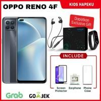 Oppo Reno 4F Ram 8GB/128GB Garansi Resmi