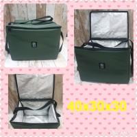 Tas Aluminium Go Food Go Send / Cooler Bag Jumbo Premium / Tas Bekal