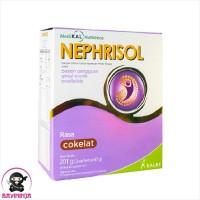 NEPHRISOL Susu Kesehatan Ginjal Cokelat 201 g