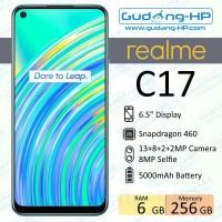 Realme C17 6/256 GB Garansi Resmi