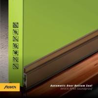 Raven Automatic Door Bottom Seal RP 60 Bronze(brown)/Seal otomatis