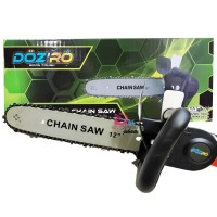 Mollar Electrik Chain Saw Stand 12 - Set Perangkat Gergaji Listrik