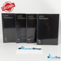 [CD Original] BTS - LOVE YOURSELF - Tear (3rd Album) [Pilih Versi]