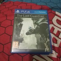 The Last Guardian (TLG) game bd ps4 kaset ps 4