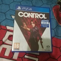 Control game bd ps4 kaset ps 4