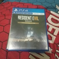 Resident Evil 7 (RE7) Gold Edition game bd ps4 kaset ps 4