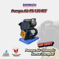 Pompa Air Shimizu PS-130 BIT / PS130BIT Sumur Dangkal Otomatis