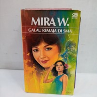 novel Mira w galau remaja di SMA