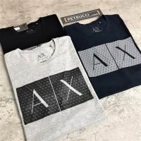 ARMAN* EXCHANG* T Shirt Kaos Cowo Pria Original Branded