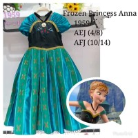 Dress Anna Ana Dress Pesta Ulang tahun Buat Acara Kualitas Bagus Murah
