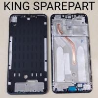 FRAME DUDUKAN LCD TULANG TENGAH XIAOMI POCOPHONE F1 ORIGINAL