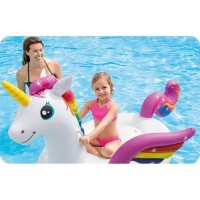 Pelampung Renang Dewasa / Anak INTEX Unicorn 57561 Ride On Floaties