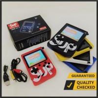 Gameboy Retro FC 400 Games Console Game Mini gamepad retro fc Portable - Biru