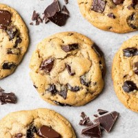 Soft Chocolate Chip Cookies - Soft Baked Cookies By Sweetietooth - Classic