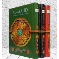 AL QURAN AL MAJID Terjemah Tajwid Warna A5 - Random