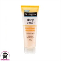 NEUTROGENA Deep Clean Blackhead Eliminating Daily Scrub 100 g