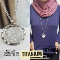 Kalung Panjang Titanium Fashion
