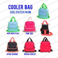 3in1 Cooler Bag Tas ASI Tas Bekal Bisa Ransel Jinjing dan Sling