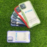 Case Spigen Acrylic Transparan List Warna iPhone 12 Mini