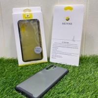 Softcase Sense Hardcase Soft Touch Dove Huawei P30 Pro