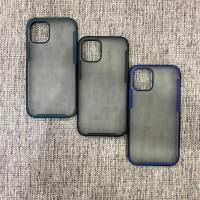 Softcase Sense Hardcase Soft Touch Dove iPhone 12 Mini