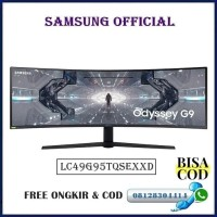"""Monitor Led Samsung Gaming Odyssey G9 LC49G95 C49G95TQSE 49"""" Curved"""