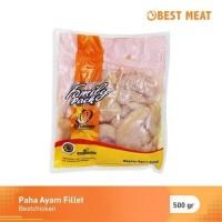 Paha Ayam Fillet Tanpa Tulang Tanpa Kulit 500 Gr