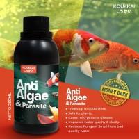Anti Alga & Parasit Koukkai 4000 liter air / Obat Lumut / Alga Remover