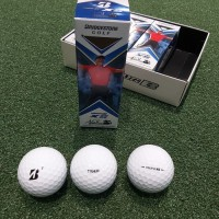 Stick Golf Bridgestone Ball Tour B XS Tiger Wood