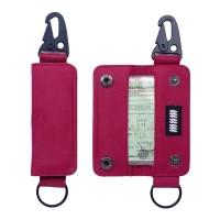 Gantungan Kunci Mobil Motor Carabiner Dompet STNK Slim DS-59