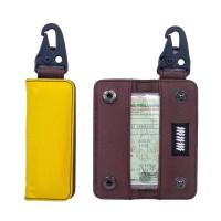 Gantungan Kunci Mobil Motor Carabiner Dompet STNK Slim DS-69