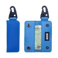 Gantungan Kunci Mobil Motor Carabiner Dompet STNK Slim DS-66