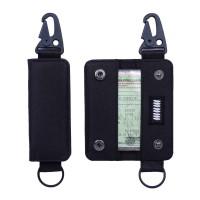 Gantungan Kunci Mobil Motor Carabiner Dompet STNK Slim DS-62