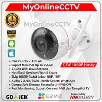 EZVIZ C3W 1080P IP Camera Outdoor CCTV By Hikvision GARANSI RESMI - C3W ONLY
