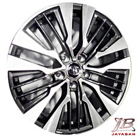 Velg racing ring 18 inch Rep. All New Alphard 5x114.3 mobil Innova H5