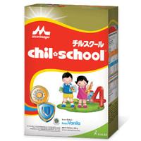 paket 4box chil school reguler vanilla 400g