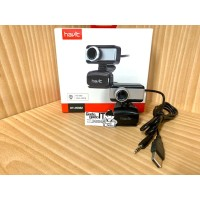 WebCam HAVIT HV-N5086 8MP Web Camera PC With Microphone For PC,Laptops