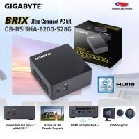 GIGABYTE MINI PC BRIX GB-BSi5HA-6200-S28G