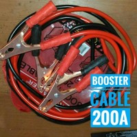 Kabel Jumper AKI Mobil 200 A Booster Cable 200 AMP