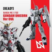 BANDAI MG 1/100 Gundam Unicorn Ver OVA