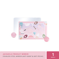 Jacquelle Stainless Steel Mirror